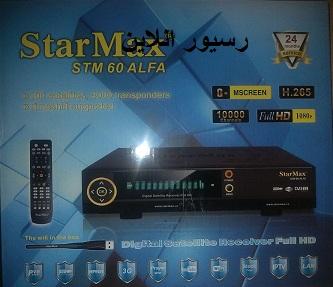 فروش رسیور starmax stm 60 alfa | قیمت روز رسیور های 4k-FULL